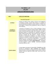 CAPITOLATO DI VENDITA RESIDENZA ARTEMISIA - Immobiliare.it