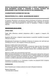 capitolato pdf - Immobiliare.it