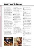 UngdomS- UddanneLSeRne - UU-Herning - Page 4
