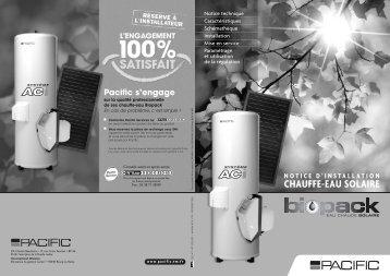 CHAUFFE-EAU SOLAIRE - Brico Discount