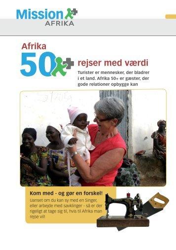 Se folderen her - Mission Afrika
