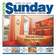 SPECIAL FOCUS: Home Improvement - Florida Keys Keynoter