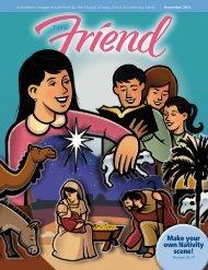 Friend Magazine: PDF