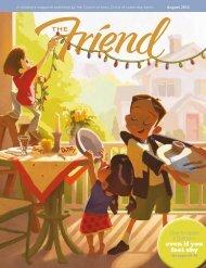 August 2012 Friend