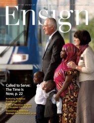 September 2012 Ensign - The Church of Jesus Christ of Latter-day ...