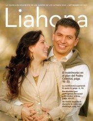Septiembre de 2011 Liahona