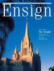 Good Samaritan: Forgotten Symbols - The Church of Jesus Christ of ...