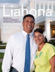 Juli 2012 Liahona - The Church of Jesus Christ of Latter-day Saints