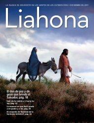 Diciembre de 2011 Liahona
