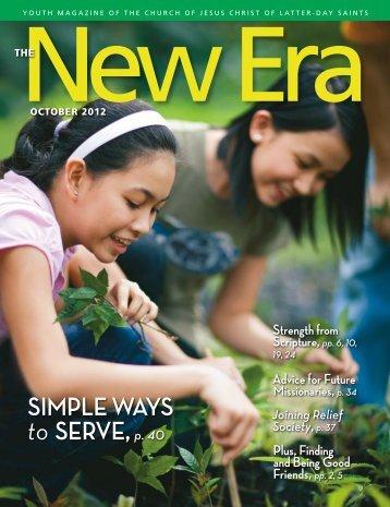 New Era Magazine: PDF
