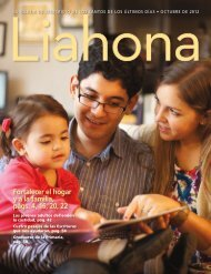 Octubre de 2012 Liahona - The Church of Jesus Christ of Latter-day ...