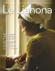 Février 2013 Le Liahona
