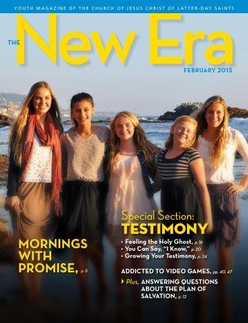 February 2013 New Era