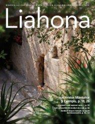 Liahona, aprilie 2013 - The Church of Jesus Christ of Latter-day Saints