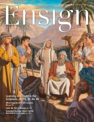January 2012 Ensign - The Church of Jesus Christ of Latter-day Saints