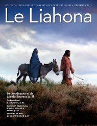 Décembre 2011 Le Liahona
