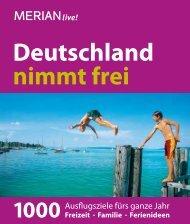 Deutschland nimmt frei