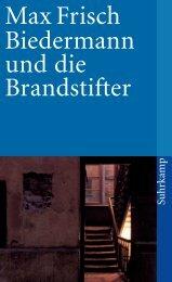 Biedermann und die Brandstifter - eBook.de