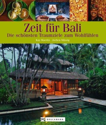 Zeit für Bali