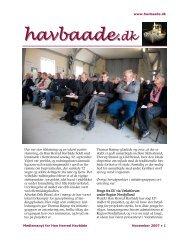 havbaade.dk – november - Han Herred Havbåde