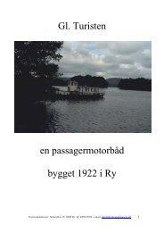 Se prospekt for Gl. Turisten fra dec. 2000 (pdf-fil, 998 kb)