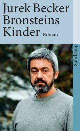 Bronsteins Kinder - eBook.de