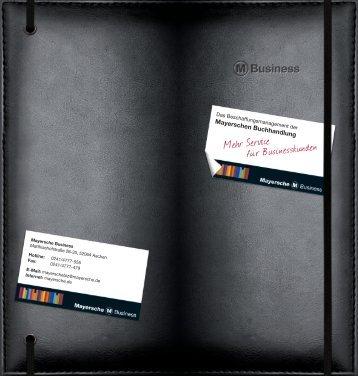 Mehr Service für Businesskunden - eBook.de