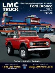 Ford Bronco - LMC Truck