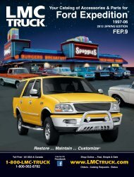 Ford Expedition - LMC Truck