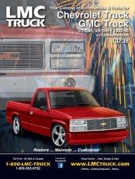 BOdY - LMC Truck
