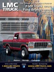 Ford 73 - 79 - LMC Truck
