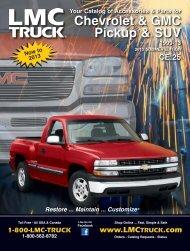 FROnT BUMPER - LMC Truck