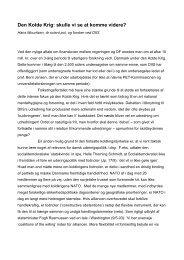 pdf, 18KB - DIIS