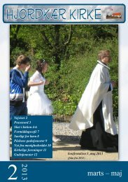 marts - maj 2013.pdf - Hjordkær kirke