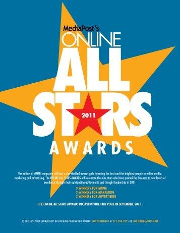 Online AllStar's Sponsorship Package (PDF) - MediaPost
