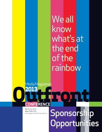 We all know what's at the end of the rainbow - MediaPost