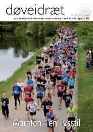 maraton – en livsstil - Dansk Døve-Idrætsforbund