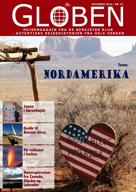 NordAmerikA - De Berejstes Klub