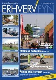 FOKUS På Kerteminde Side 5-19 - Velkommen til Erhverv Fyn