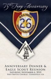 75th Troop Anniversary - F Age: 18 Charge