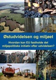 Eu Udvidelsen - Det Økologiske Råd