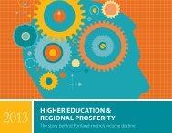 HIGHER EDUCATION & REGIONAL PROSPERITY - OregonLive.com