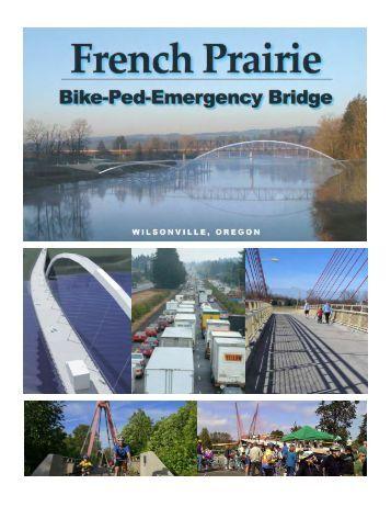 French Prairie Bridge - City of Wilsonville