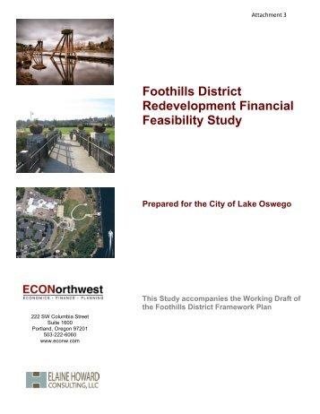 Feasibility Study - OregonLive.com