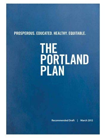Portland Plan - OregonLive.com