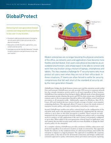 Globalprotect Magazines