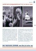 IHR aufenthalt IM Meditationshaus ... - Tibetisches Zentrum ev - Page 7