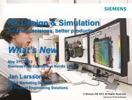 What's New - Siemens