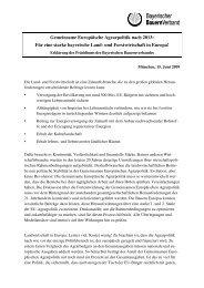 sn23_150609 gemeinsame EU-Agrarpolitik nach 2013