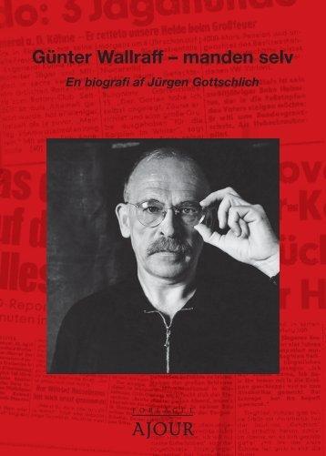 Günter Wallraff – manden selv